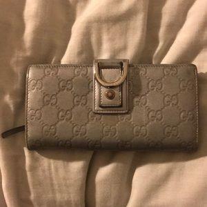 Gucci long Bifold wallet